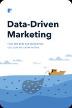 Data-Driven Marketing Cover